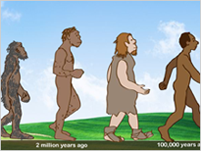The Pre-Human Parade